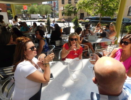 Chicago Rooftop and Terraces Wine Crawl